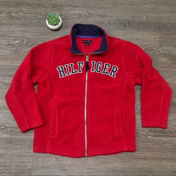 Tommy Hilfiger Other - 💙 TOMMY HILFIGER 💙 Boy's fleece jacket